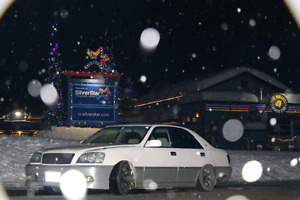 2000 Toyota Crown Athlete V (1Jz) RHD