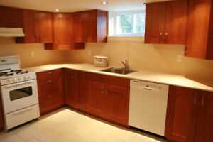 1 bdr basement for rent, available January 1
