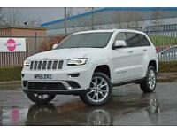 2015 JEEP GRAND CHEROKEE Jeep Grand Cherokee 3.0 CRD Summit 5dr Auto