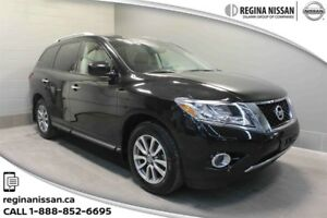 2015 Nissan Pathfinder SV V6 4x4 at