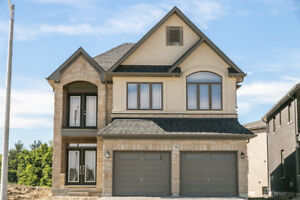 Be the 1st to live in this gorgeous brand new home in Ancaster