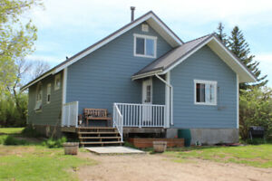 Acreage for rent near Mannville