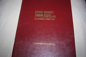 STOCK MARKET TIMING - A new approach