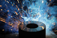 Portable Machining and Welding