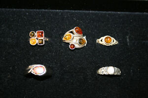 Sterling Jewellery Pieces- See photos Belleville Belleville Area image 2