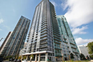 One bedroom plus den condo at 223 Webb Drive next to Square One