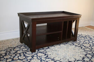 Compact-size Coffee Table / TV Stand