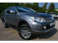 2016 Mitsubishi L200 Double Cab DI D 178 Titan 4WD 5 door Pick Up