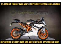 2014 64 KTM RC 390 390CC 0% DEPOSIT FINANCE AVAILABLE