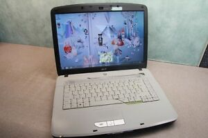 Laptop ACER Aspire 5310 Ordinateur Portable Windows 7 webcam