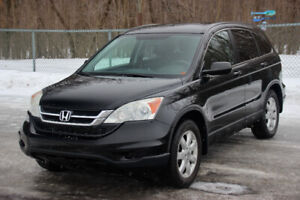 Honda CR-V 2010 LX 4X4, Excellent condition