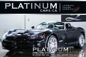 2004 Dodge Viper SRT-10 CONVERtIBLE/ 500 HP/ CLEAN CARPROOF/ CAN