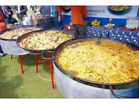 Paella stall for sale, I have all the equipment that you need to start with your business