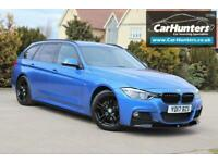 2017 BMW 3 Series 2.0 320D M SPORT TOURING 5d 188 BHP Estate Diesel Automatic