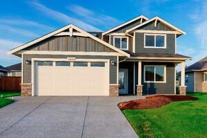 Brand New Homes in Comox Valley starting at $399, 900