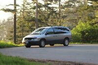 Late May: 1996 Plymouth Voyager LE Minivan