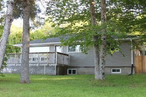Three Bedroom Home in Rural Deep River