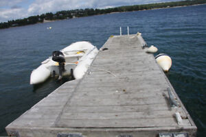 Hubbards Area - Floating dock and gangway