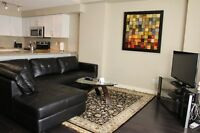 2 Bedroom 2 Bathroom Furnished Condo Downtown Edmonton