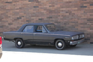 1968 Plymouth Valiant