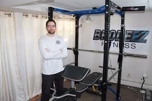 Camrose Private Studio Trainer; Removes overhead costs