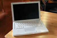 "Used 2008 White Macbook A1181 - 13.3"" For Sale"
