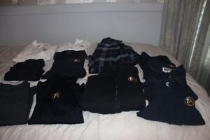 Bishop Alexander Carter S.S. Uniforms for sale