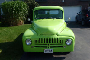 1952 International half ton pickup