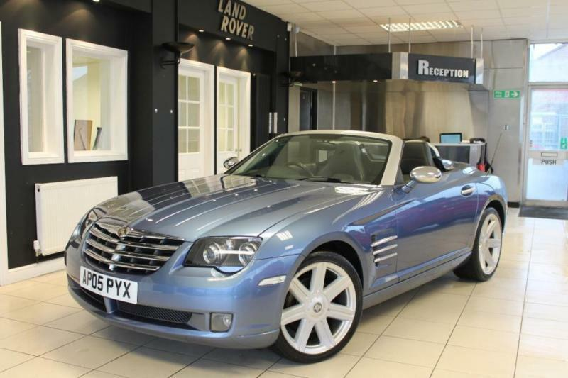 2005 05 chrysler crossfire 3 2 v6 2d 215 bhp in stockport manchester gumtree. Black Bedroom Furniture Sets. Home Design Ideas
