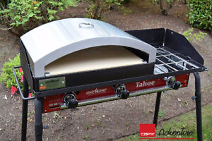 "Camp Chef Pizza Oven for 16"" Systems"