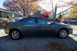 2006 Pontiac G6 Sedan GREAT PRICE with WINTER TIRES
