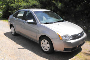2008 Ford Focus SE Sedan GREAT CONDITION