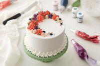 Wilton 2-Hr Cake Decorating Classes - Michaels,Milton (MAY 2017)