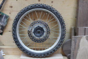 WANTED- 2006 HONDA CRF150F FRONT BRAKE ROTOR
