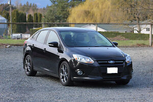 FORD FOCUS 2013   39,000KM