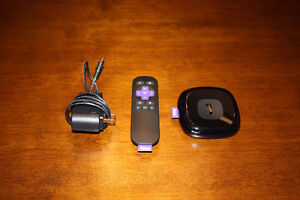 Roku 1 Streaming TV & Media Player