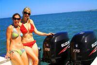 Suzuki Outboard DF 175 4 stroke