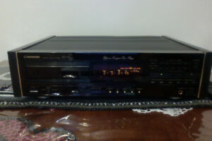 RARE & Renowned Pioneer PD-91 CD player