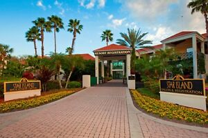 STAR ISLAND RESORT, KISSIMMEE, FL - MAR. 18 - 25 WEEK REDUCED