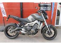 2014 YAMAHA MT 09 *LOW MILEAGE, 6MTH WARRANTY, 12MTH MOT*