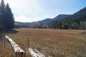 224 Acres in Christian Valley, BC