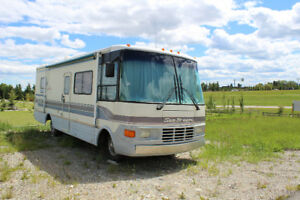 sea breeze motor home for sale