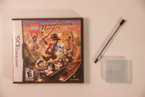 LEGO Indiana Jones 2 The Adventure Continues Nintendo DS Game