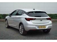2020 Vauxhall Astra 1.2 Turbo 145 SRi VX-Line Nav 5dr Hatchback Manual Hatchback