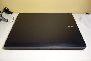 """Dell E5500 15"""" screen/ Duo 2 Core  / W10 /DVDRW"""