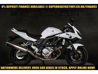 2014 14 SUZUKI SV650S SL2 0% DEPOSIT FINANCE AVAILABLE