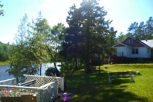 GREAT cottage or 4 season waterfront home only 5 hrs from T.O