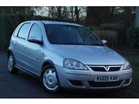 2005 Vauxhall Corsa 1.2i 16V Design [80] 5dr 5 door Hatchback
