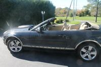 2007 Ford Mustang CHROME Convertible $10000 cert/etes