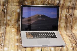 """MacBook Pro 13"""" Mid 2012 – 8GB - 120 GB SSD – Core i7 - Fast"""